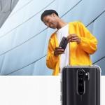 Spigen Crystal Shell  Xiaomi Redmi Note 8 Pro Case – Crystal Clear (ACS00438)