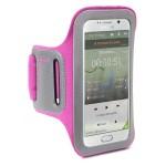 Ροζ Θήκη Μπράτσου Samsung Galaxy S6