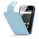 Θήκη Samsung Galaxy Ace - Πορτοφόλι