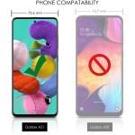 Terrapin Δερμάτινη Θήκη - Πορτοφόλι Samsung Galaxy A51 - Grey (117-002a-204)