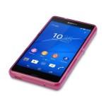 Θήκη Σιλικόνης Sony Xperia Z3 Compact