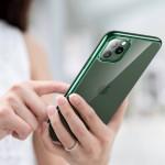 ESR iPhone 11 Pro Max Essential Twinkler Pine Green - (200-104-632)