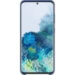Official Samsung Θήκη Σιλικόνης Samsung Galaxy S20 - Navy