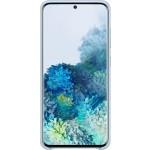 Official Samsung Δερμάτινη Θήκη Samsung Galaxy S20 - Sky Blue