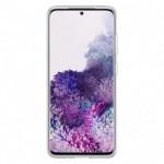 Official Samsung Θήκη Σιλικόνης Samsung Galaxy S20 - Transparent