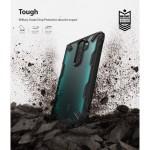 Ringke Fusion-X Θήκη Xiaomi Redmi Note 8 Pro - Black / Transparent (200-104-663)
