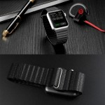 PU Loop Magnetic Black για Apple Watch 42mm