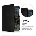 Θήκη-smart cover Samsung Galaxy Tab S2 8.0 μαύρη by KW