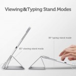 ESR Yippee 2nd Gen Series Grey iPad Pro 11 (Apple Pencil Charging Compatible)