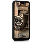 KW Ξύλινη Θήκη Huawei P20 Lite - Brown - Compass walnut (200-104-408)