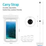ESR Universal Waterproof Case White (200-103-985)