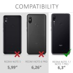 Θήκη σιλικόνης Mint Matte για Xiaomi Redmi Note 7 by KW (200-104-156)