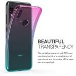 Θήκη σιλικόνης Dark Pink  για Redmi Note 7 by KW (200-104-233)
