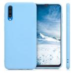 KW Θήκη Σιλικόνης Samsung Galaxy A50 - Pastel Light Blue (200-104-866)