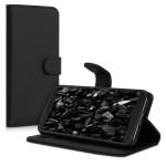 KW Θήκη - Πορτοφόλι Alcatel 1S - Black (200-104-295)