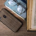 Ξύλινη θήκη για Xiaomi Redmi Note 7 / Note 7 Pro- Brown by KW (200-104-880)