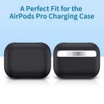 ESR AirPods Pro Silicone Breeze Plus Case Black