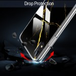 ESR iPhone XR Mimic Tempered Glass Case Marble Black Gold