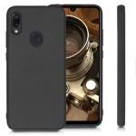 Θήκη για Xiaomi Redmi Note 7 σκληρή πλαστική μαύρη by KW (200-104-160)
