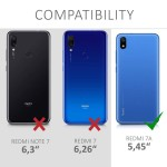 Θήκη Σιλικόνης για Xiaomi Redmi 7A - Black Matte by KW (200-104-234)