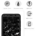 KW Θήκη Full Body για Xiaomi Redmi 7A & Tempered Glass - Metallic Black (200-104-231)