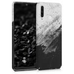 Θήκη για Huawei P30 Lite σκληρή - Black/White by KW (200-104-280)