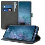 Θήκη-Πορτοφόλι για Huawei P Smart Z - Blue/Grey/Black by KW (200-104-285)