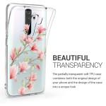 Θήκη Σιλικόνης για Xiaomi Redmi Note 8 Pro - Light Pink / White / Transparent by KW (200-104-729)