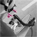 Celly Universal Bike Holder- Βάση Ποδηλάτου - Pink (EASYBIKEPK)