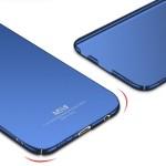 MSVII Σκληρή Θήκη Slim Huawei Honor 10 - Blue (200-104-200)
