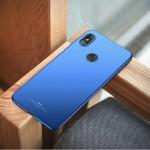 MSVII Σκληρή Θήκη για Xiaomi Mi Max 3 - Blue (200-104-198)