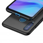 MSVII Σκληρή Θήκη για Huawei P30 Lite - Black (200-104-203)