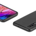 Duxducis Θήκη Από Συνθετικό Δέρμα για Samsung Galaxy A20e - Black (200-104-959)