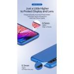 Duxducis Θήκη Από Συνθετικό Δέρμα για Samsung Galaxy A20e - Blue (200-104-960)