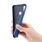 DUX DUCIS Θήκη Από Συνθετικό Δέρμα Xiaomi Redmi Note 7- Blue (200-104-210)