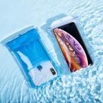 Θήκη Baseus Safe Airbag Waterproof IPX8 για συσκευές έως 6.5'' - Yellow  (200-104-208)