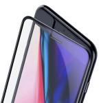 Baseus 3D Full Cover Tempered Glass με Anti-Blue Light Film για Apple iPhone 8 Plus / 7 Plus – Black (200-104-863)