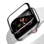 Baseus 0.2mm 3D Full Face Curved Black Soft Screen Protector για το Apple Watch 4- 44mm - (200-104-845)