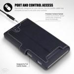 Θήκη Sony Xperia C3 - Πορτοφόλι