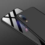 Θήκη Hybrid Full Body 360° Samsung Galaxy A70 - Black OEM (200-104-212)