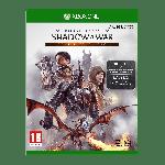 SHADOW OF WAR: DEFINITIVE EDITION XONE