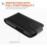 Θήκη για Sony Xperia E1 μαύρη