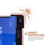Διάφανη Θήκη σιλικόνης για Sony Xperia Z3 Compact