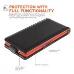 Θήκη για Sony Xperia Z3 Compact μαύρη