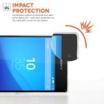 Θήκη σιλικόνης διάφανη για Sony Xperia Z3+ by YouSave