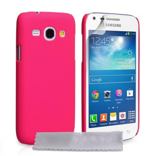 Θήκη για Samsung Galaxy Core Plus  ροζ