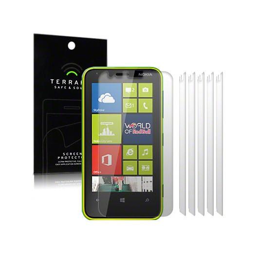 Μεμβράνη Προστασίας Οθόνης Nokia Lumia 620
