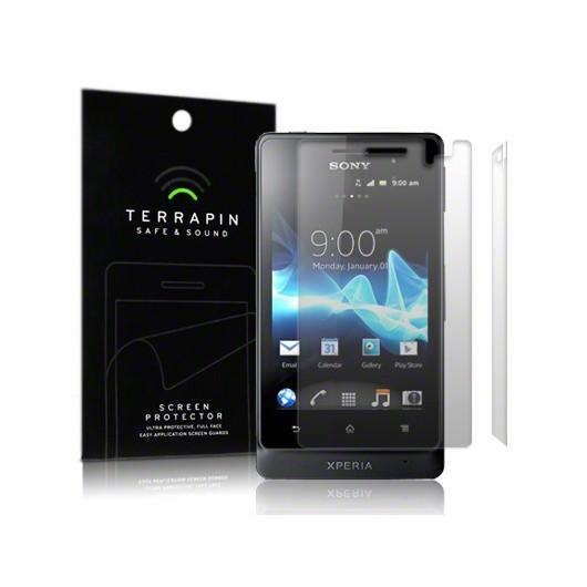 Μεμβράνη Προστασίας Οθόνης Sony Xperia GO