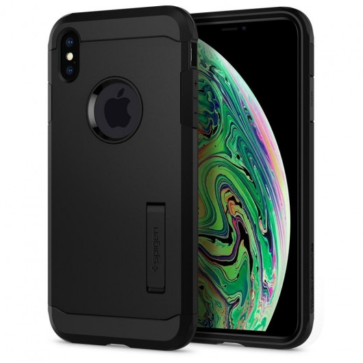 Spigen iPhone Xs Max Tough Armor XP Black (065CS25625)