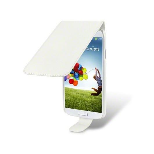 Λευκό Πορτοφόλι - Θήκη Samsung Galaxy S4